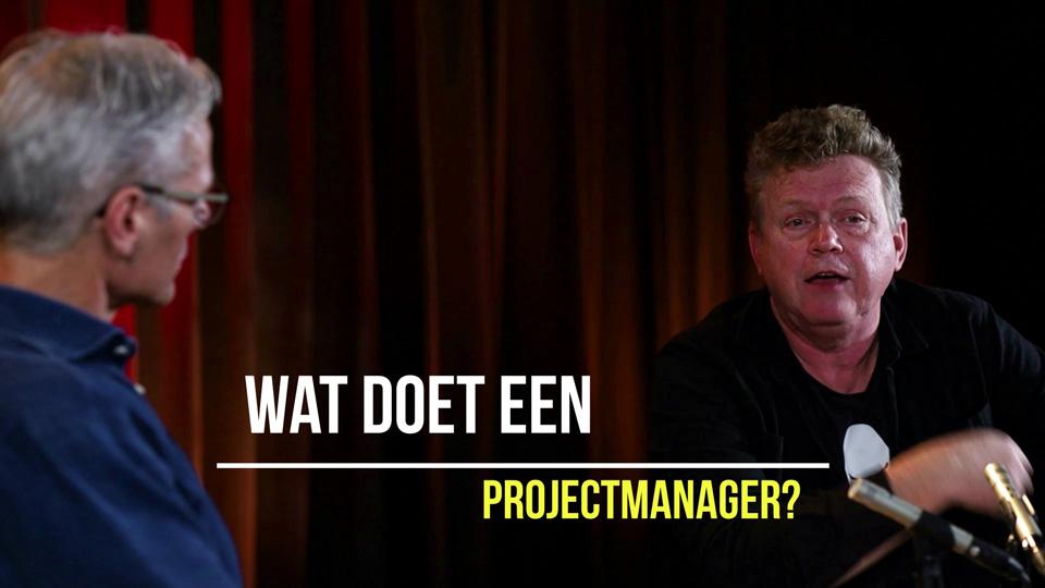 Projectmanager geluidstechnicus