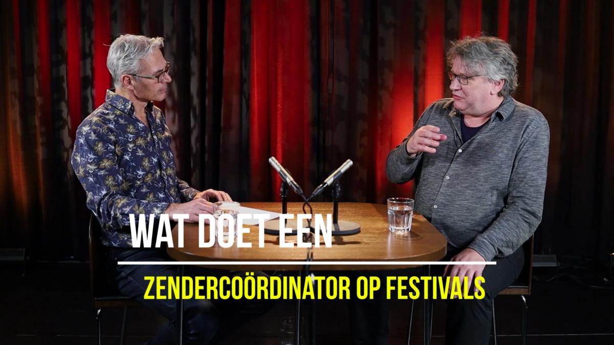 Systeemtechnicus Dieter van Denzel